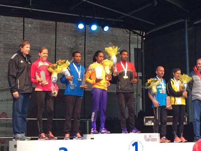 Salzburg Marathon - Pokal