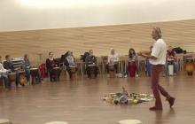 Hermann Hombauer - Workshop an der Design Schule