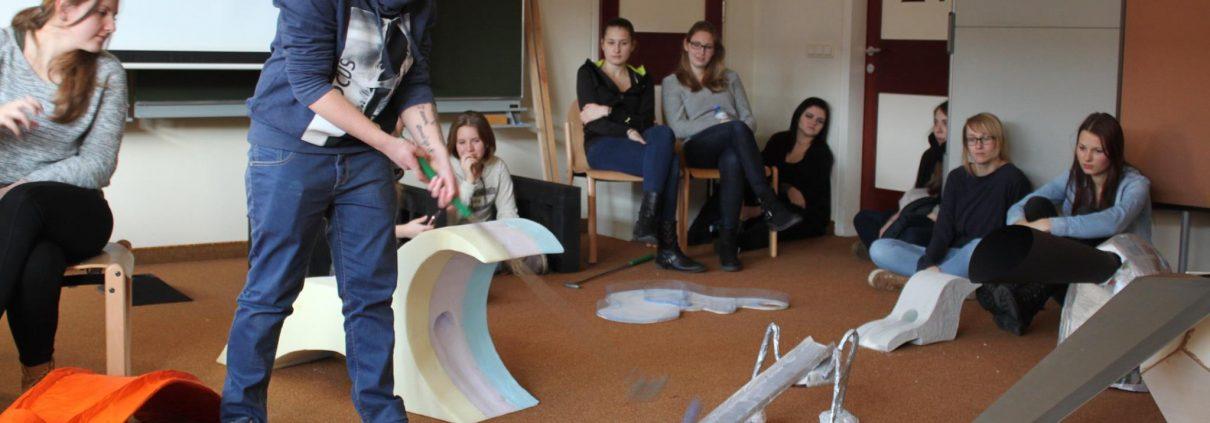 Minigolf Projekt